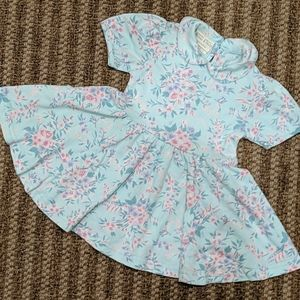 Laura Ashley Mother & Child Dress Sz 6-12 months